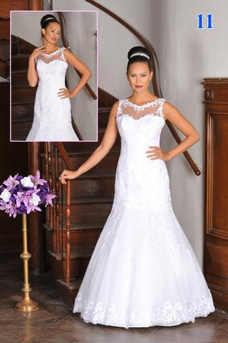 Svatební šaty - 122