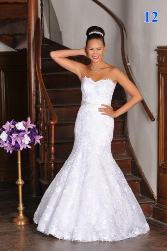Svatební šaty - 123