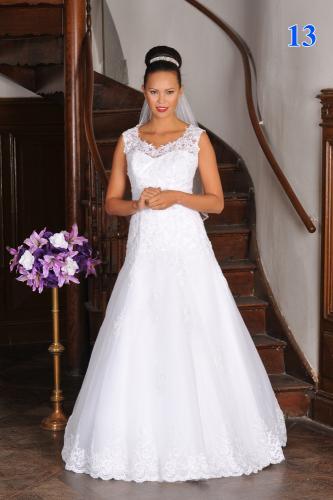 Svatební šaty - 124