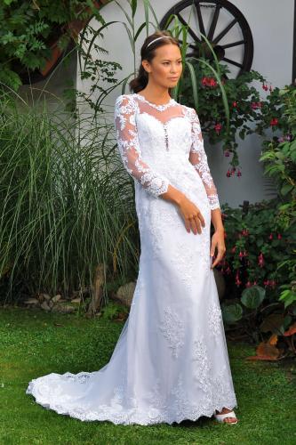 Svatební šaty 392