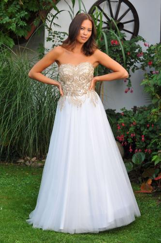 Svatební šaty 393