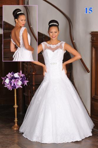Svatební šaty - 126