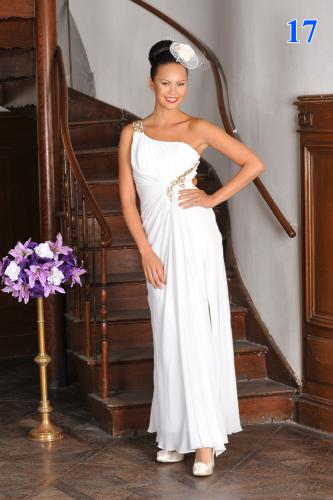 Svatební šaty - 128