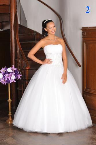 Svatební šaty - 113