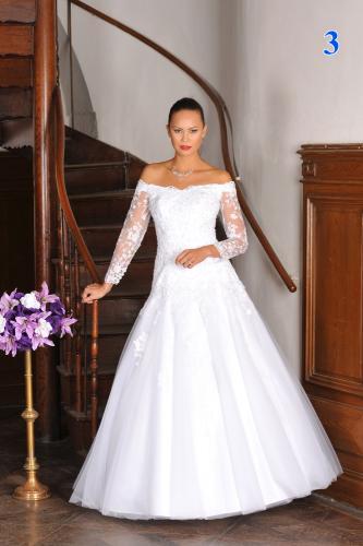 Svatební šaty - 114