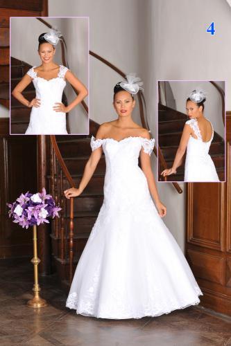 Svatební šaty - 115