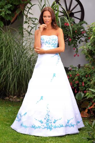 Svatební šaty 383