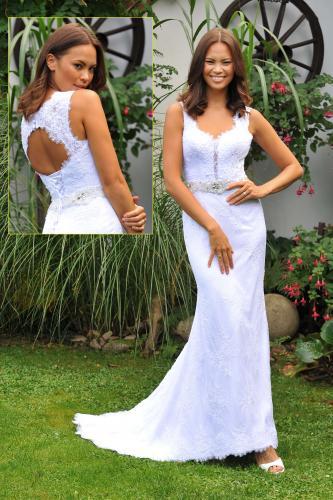 Svatební šaty 384