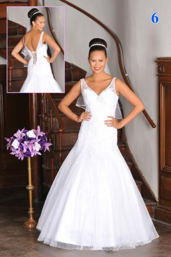 Svatební šaty - 117