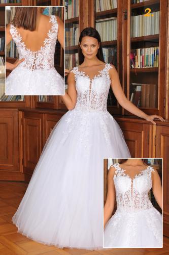 Svatební šaty 300 - 2