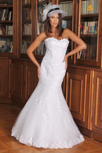 Svatební šaty 301 - 2