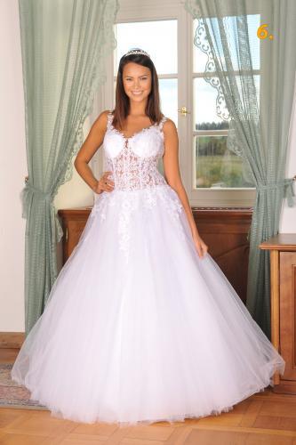 Svatební šaty 301 - 3