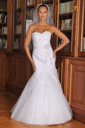 Svatební šaty 302 - 1