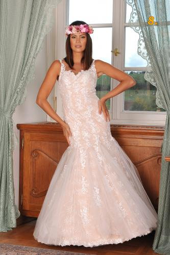 Svatební šaty 302 - 2