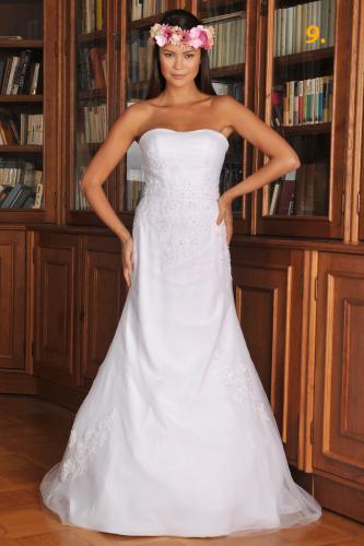 Svatební šaty 302 - 3