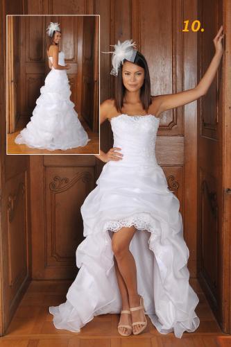 Svatební šaty 303 - 1