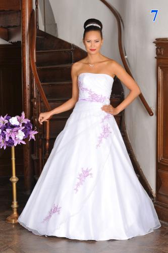 Svatební šaty - 118