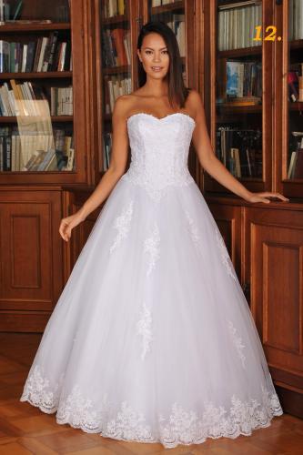 Svatební šaty 303 - 4