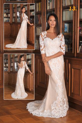 Svatební šaty 305 - 1