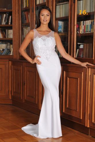Svatební šaty 306 - 2