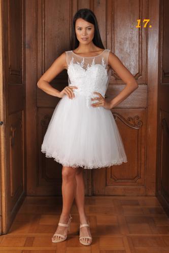 Svatební šaty 306 - 3