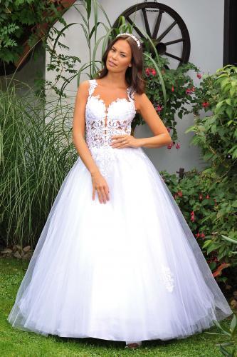 Svatební šaty 386