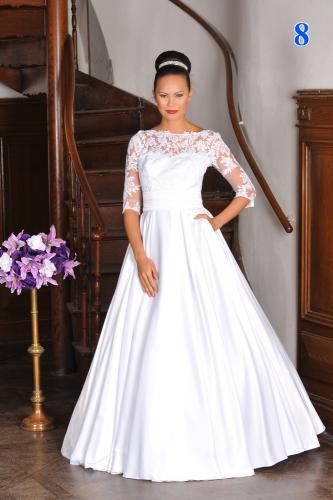 Svatební šaty - 119