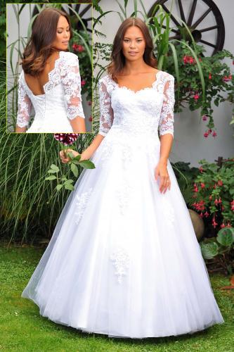 Svatební šaty 387