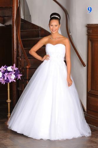 Svatební šaty - 120