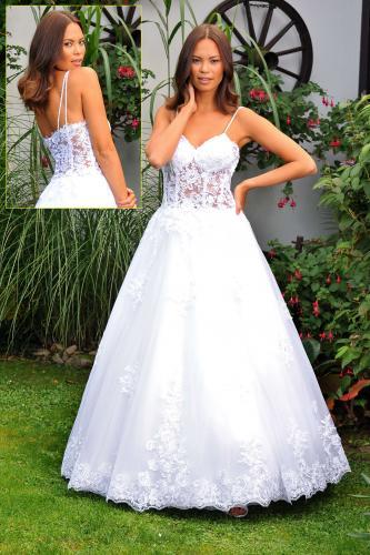 Svatební šaty 388