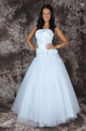 Svatební šaty - 15