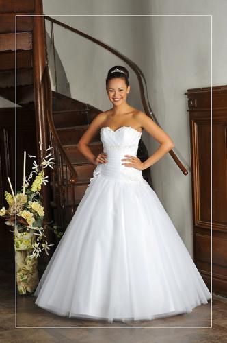 Svatební šaty - 2