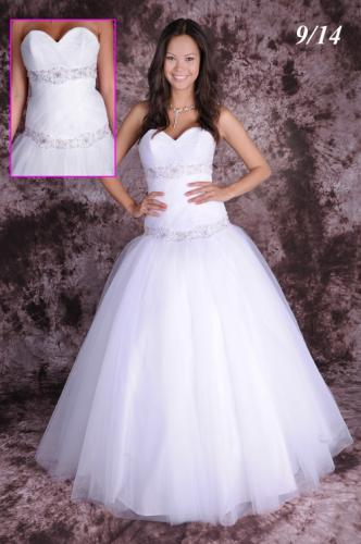 Svatební šaty - 31