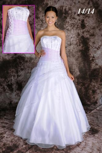 Svatební šaty - 36