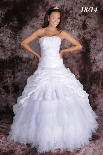 Svatební šaty - 40