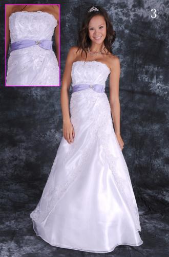 Svatební šaty - 44