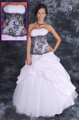 Svatební šaty - 45