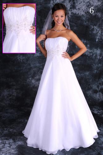 Svatební šaty - 46