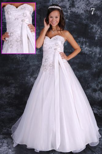Svatební šaty - 47