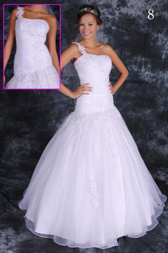 Svatební šaty - 48