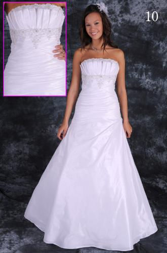 Svatební šaty - 49
