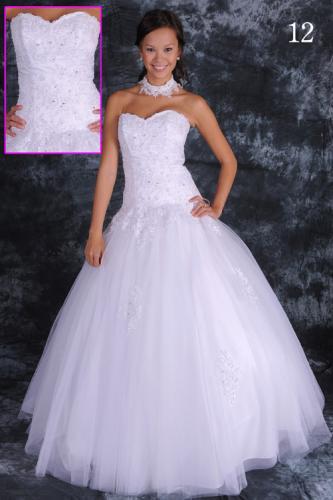 Svatební šaty - 51