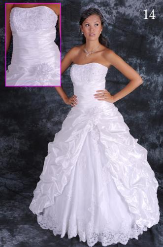 Svatební šaty - 52