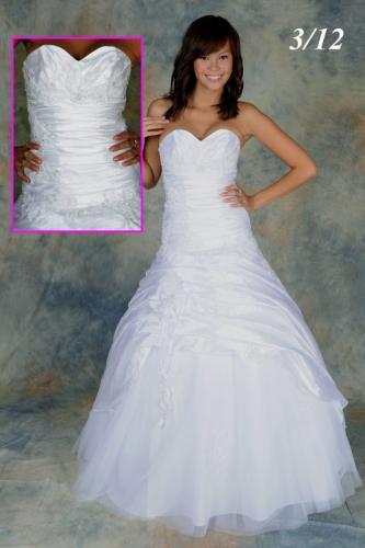 Svatební šaty - 58