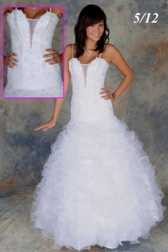 Svatební šaty - 60