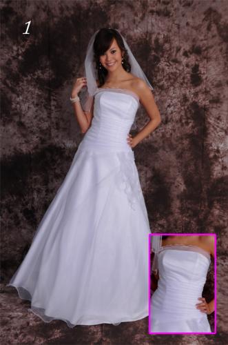 Svatební šaty - 70