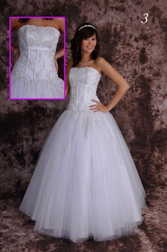 Svatební šaty - 72