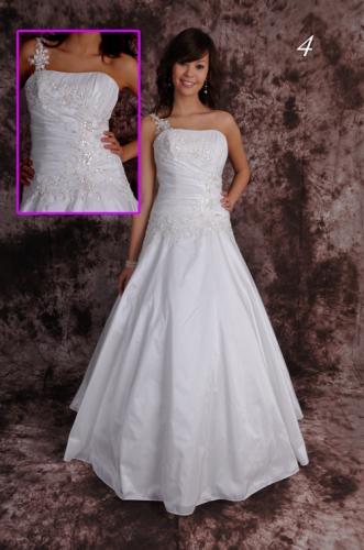Svatební šaty - 73