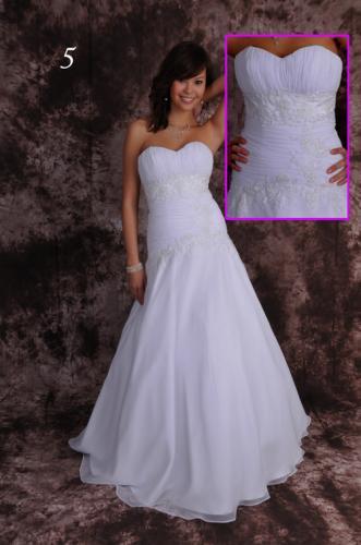 Svatební šaty - 74