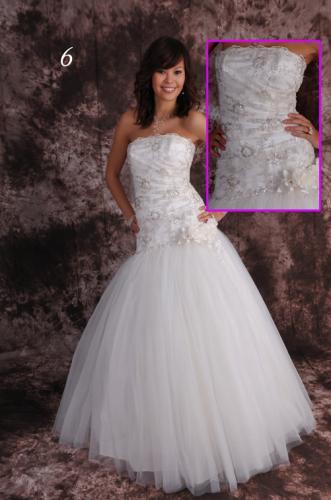Svatební šaty - 75